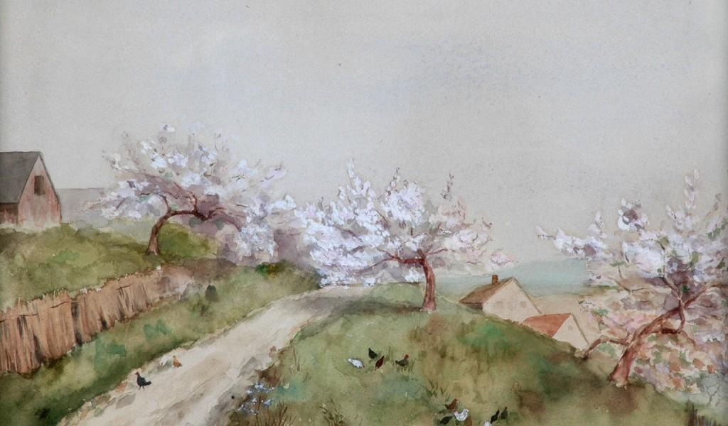 Flowering Trees - Metcalf, Willard Leroy